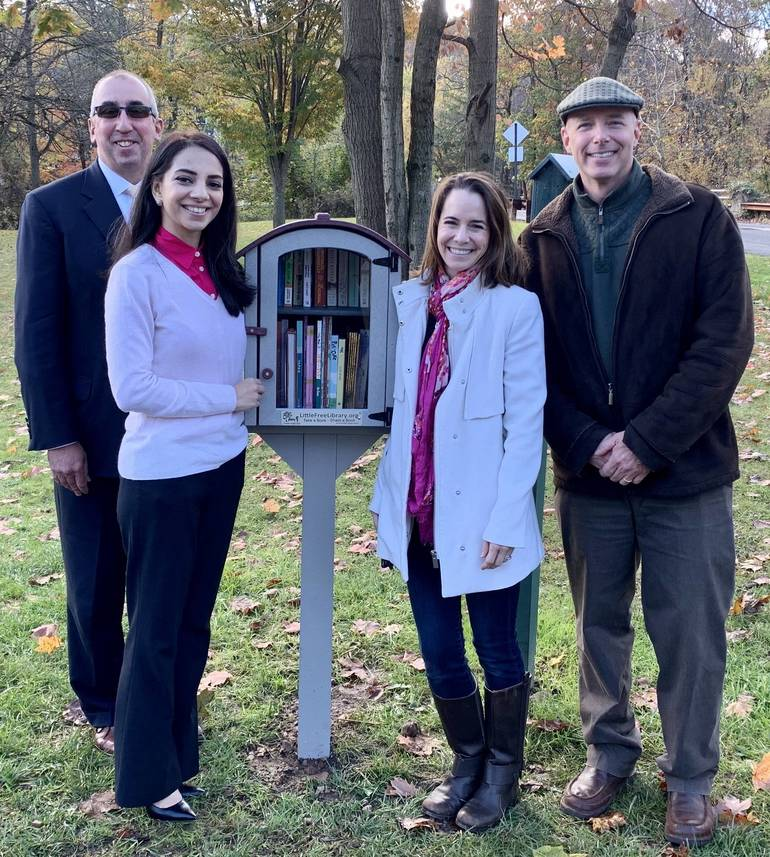 Watchung Mayor Cuts Ribbon on Little Free Library, Thanks Moms Club of Warren, Watchung, and Green Brook D0D15257-CC6A-4F30-9278-8F77D2A56B87.jpeg