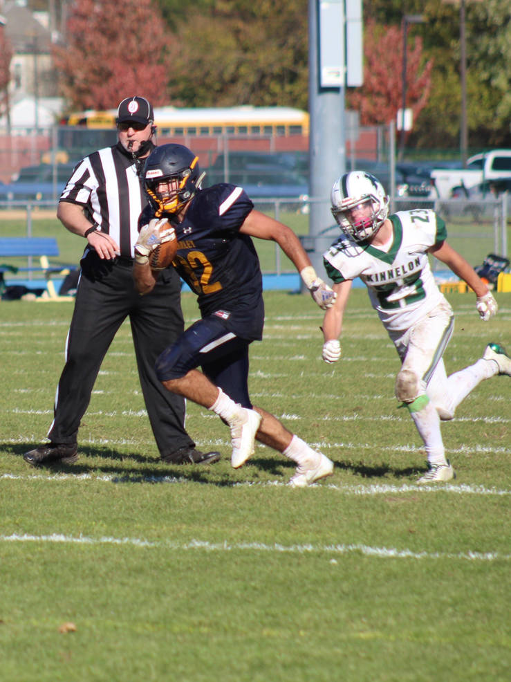 Kenilworth Student is Nominated for JSZ'S Viewers Choice Football Play of 2020