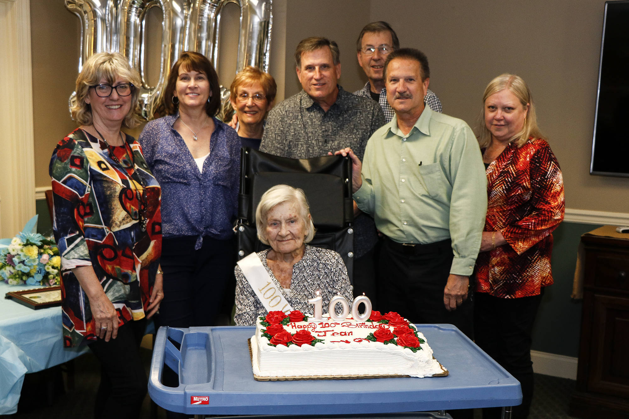 Warren Resident Turns 100, Receives Mayoral Proclamation