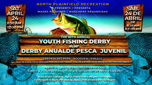 North Plainfield Fishing Derby is On