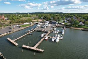 Keyport Marina: 185 Unit Residential Housing Project with Automated Parking Deck Proposed.