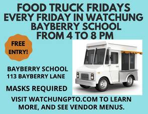 Food Truck Fridays Continue in Watchung