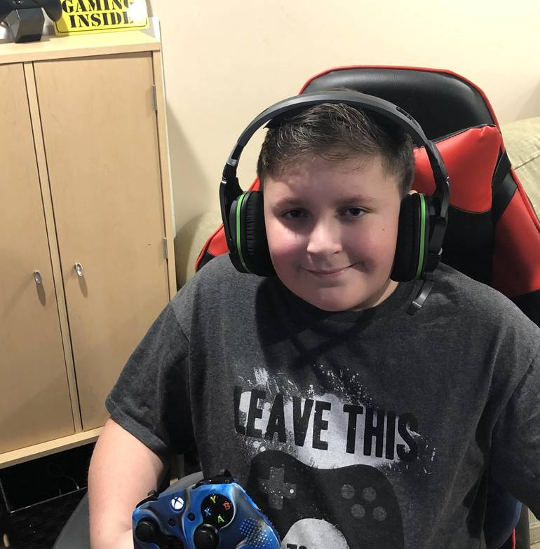 Burnet Middle School Barbarians Win Garden State Esports Rocket League Competition