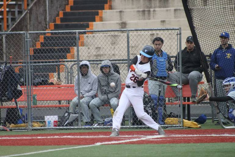 Dario bitting at home vs Paterson Charter May 1 from George F.jpg