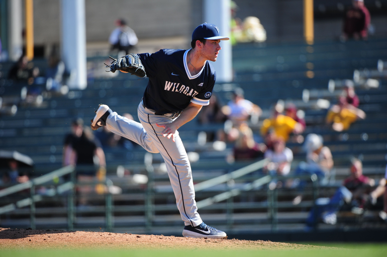 Scotch Plains-Fanwood grad Danny Wilkinson pitches for Villanova