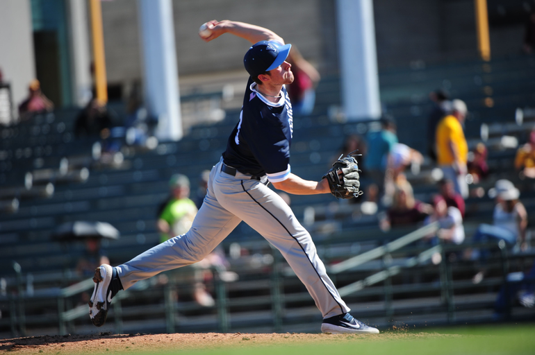 Scotch Plains-Fanwood grad Danny Wilkinson pitches for Villanova.