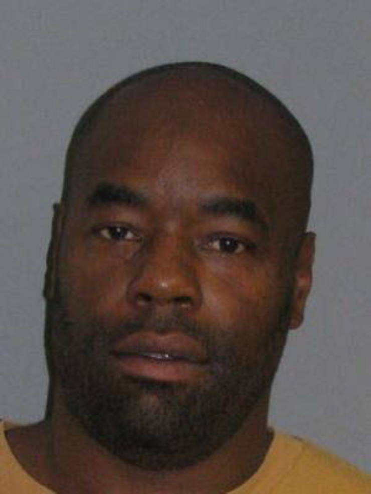 Darius Evans, 45, is charged with Murder.