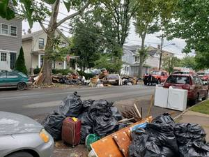 Bloomfield DPW Asks for Patience as Storm Debris Clearing Continues