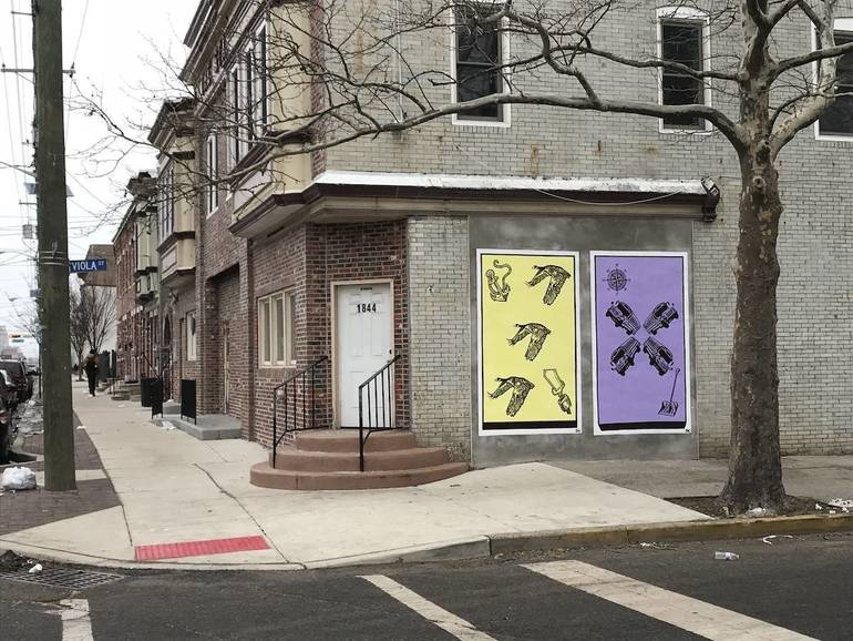 In Camden, Artists Answer the Creative Call in Spite of Lockdown
