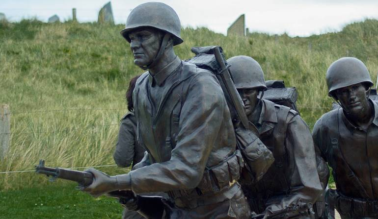 Honoring the 75th Anniversary of 'Longest Day,' Local Heroes