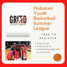 Free Basketball League for Hoboken Kids—Register Now!