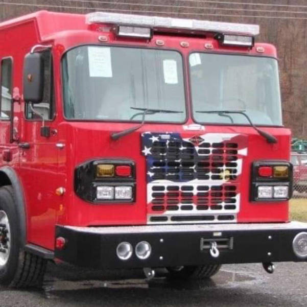 Portville Fire Truck