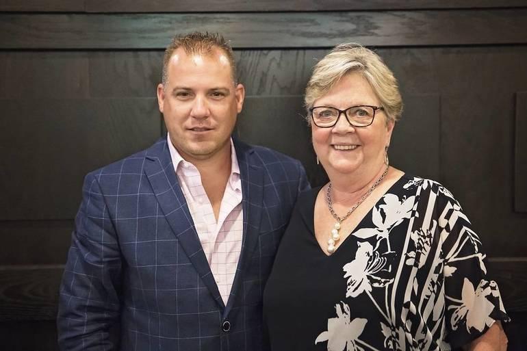 Councilman Jon Dean & Council Candidate Sandy Doyon Photo 2019.jpg