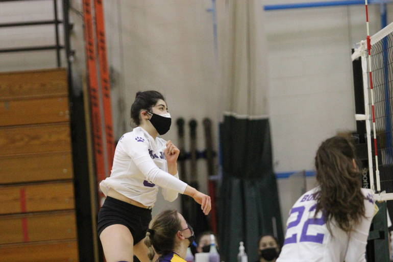 Volleyball: John Jay Ends Regular Season with Tough Loss to Yorktown