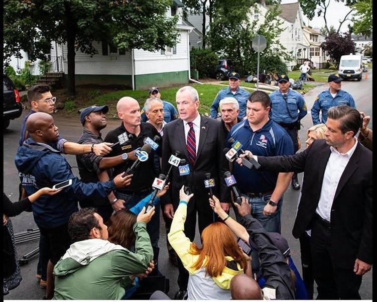 Gov. Murphy Declares State Of Emergency in Flood Impacted Counties
