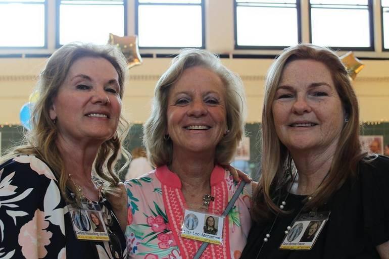 Debra Hesselbirg Lisa Leo and Carol Byrnes. The faces say it all.jpg