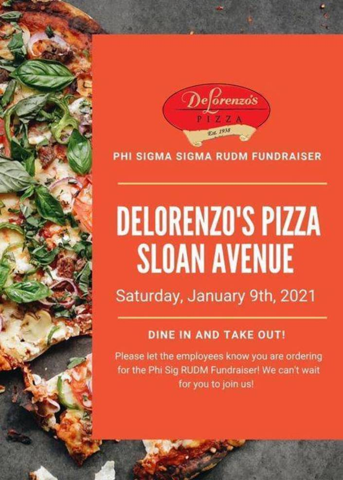 Rutgers Students to Host DeLorenzo's Pizza Fundraiser for Embrace Kid Foundation, RU Dance Marathon
