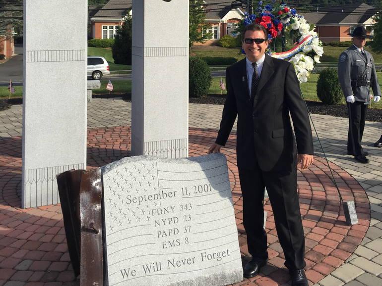 9/11 Warren Memorial