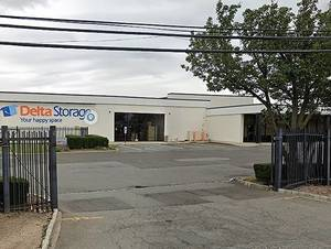 Storage Facility to Make Way for Warehouse