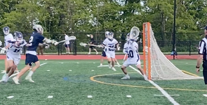 Chatham Boys Lacrosse 'Turns Over' Game to Seton Hall Prep in Second Half; Cougars Outscored 7-0 Over Final Two Quarters