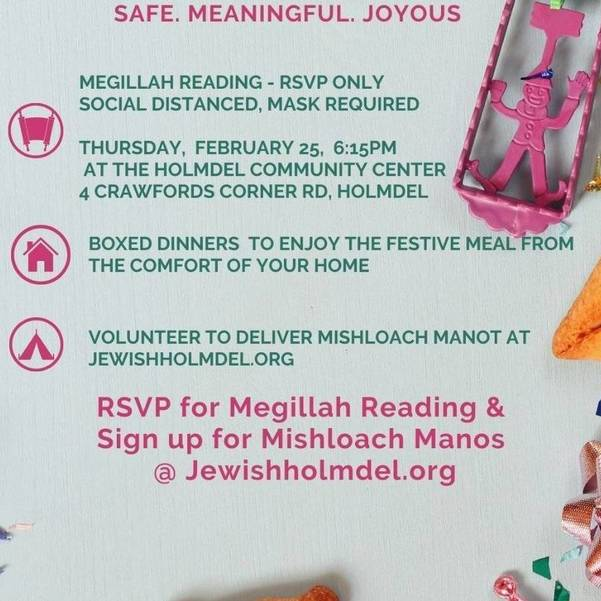 Let's Celebrate Purim. All are Welcome.