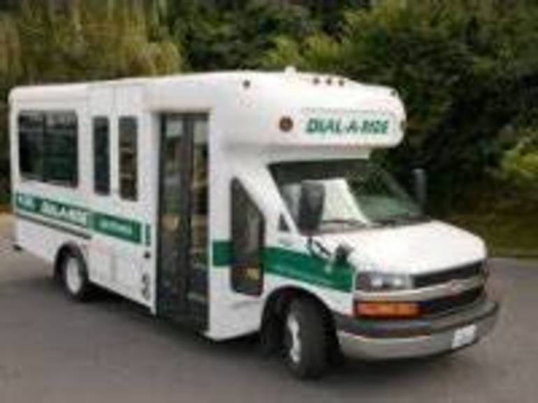 New Brunswick's Dial-A-Ride Service Back on the Road, Taking Reservations