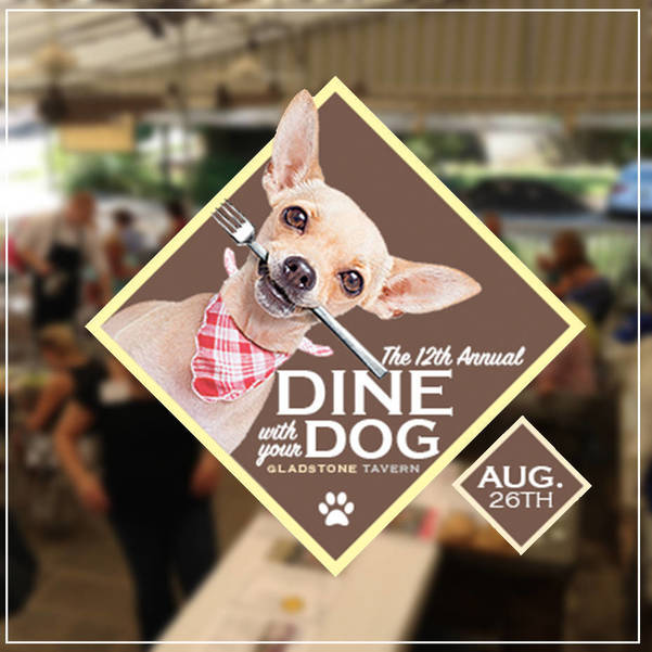 """""""Dine with Your Dog"""" Event Benefiting Rescue Returns to Gladstone, NJ"""