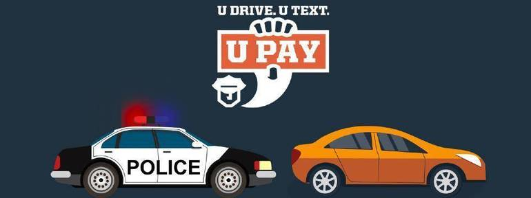 Sparta Police Add Patrols in Distracted Drive Campaign
