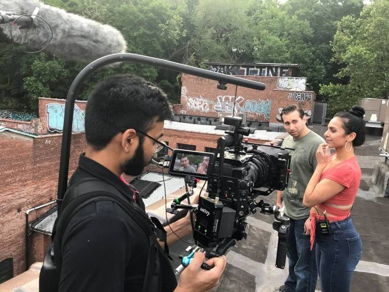 Director of Photography Javed S  Ali, Matt Serra, Victoria Taylor.jpg