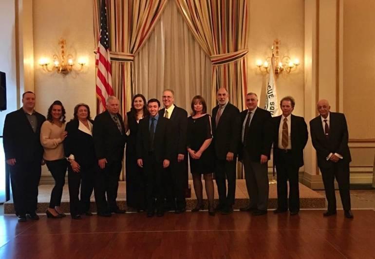 CGARS 2019 Officers
