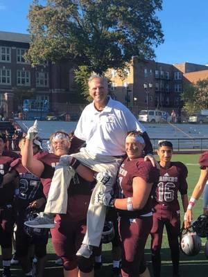 Nutley High School Public Schools Football Raiders Steve DiGregorio