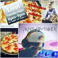 Francesco Pizza To Host DJ Turnt-Up-Tiger