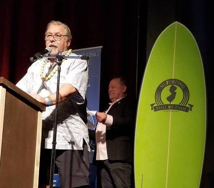 Belmar's Don Tarrant Of Eastern Lines Inducted Into NJ