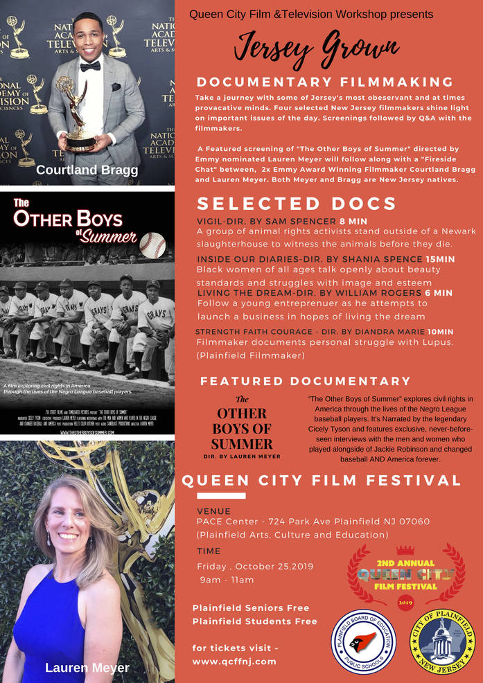 Jersey Grown Documentary Screening - Queen City Film Festival (NJ)