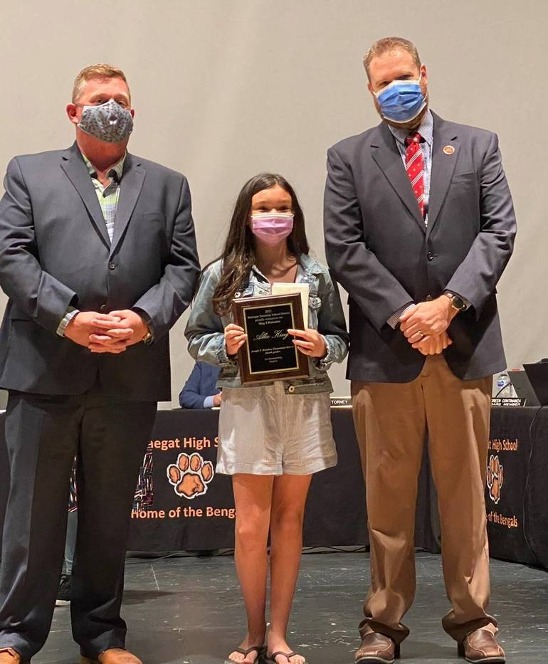 Integrity: The Mark that Distinguishes These Barnegat Students
