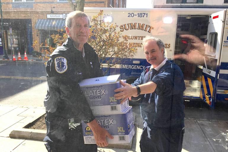 donating gloves.JPG