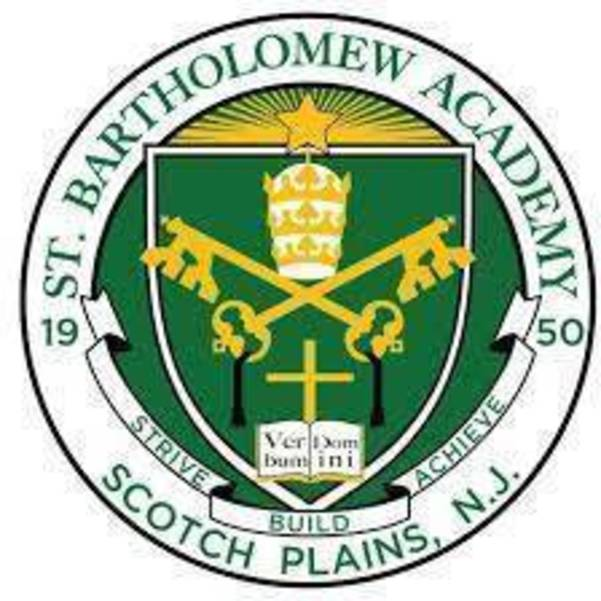St Bartholomew Academy is located on Westfield Ave. in Scotch Plains
