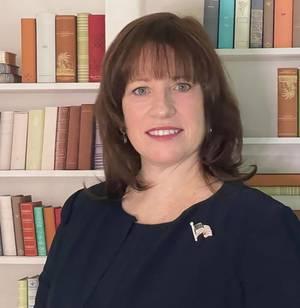 Hazlet Mayor Tara Clark Delivers Speech at Reorganization 2021.