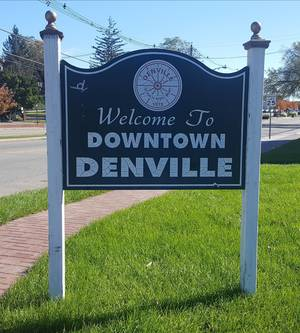 Carousel image 665f3b48b549a6b37699 downtown denville sign