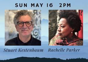 Stuart Kestenbaum Rachel Parker South Orange Watershed Literary Events