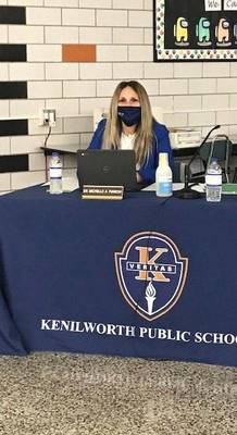 Kenilworth Board of Education Welcomes New President