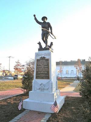 Blazing a New Jersey Historical Markers Trail under Consideration by Legislature