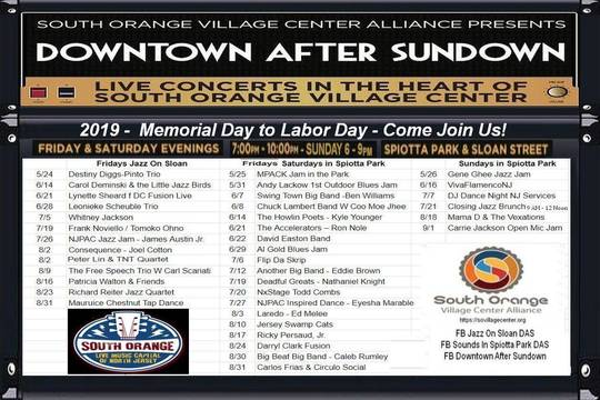 Top story 012300b5944616a73f2e downtown afer sundown 2019 lineup updated 5 29 2019