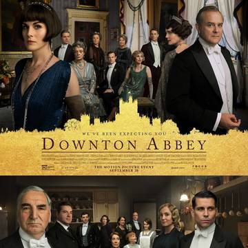 Top story 5239dd91f2b72b57d1e0 downton abbey movie posters