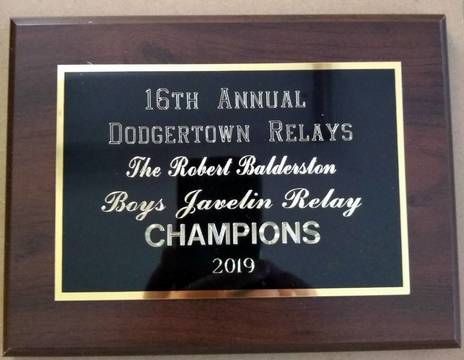 Top story 84d52ce2d6caf6494e2c dodger relay javelin champs  boys 2019