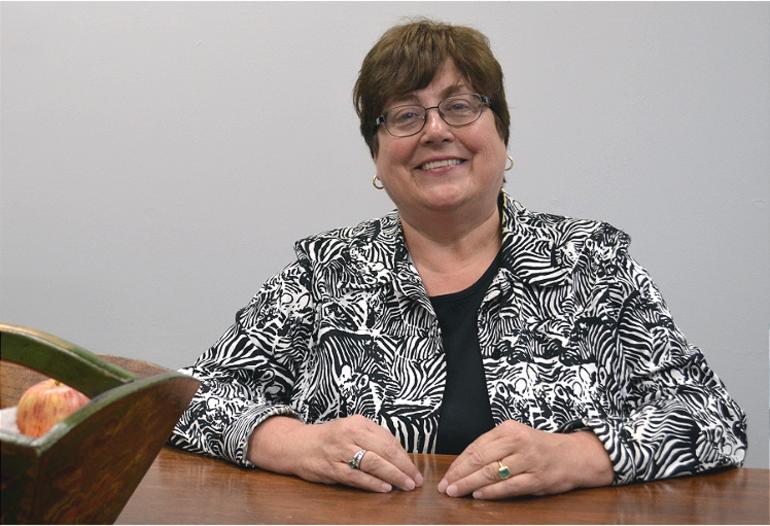 Dr. Joan Mast, Scotch Plains-Fanwood SPFK-12 District superintendent