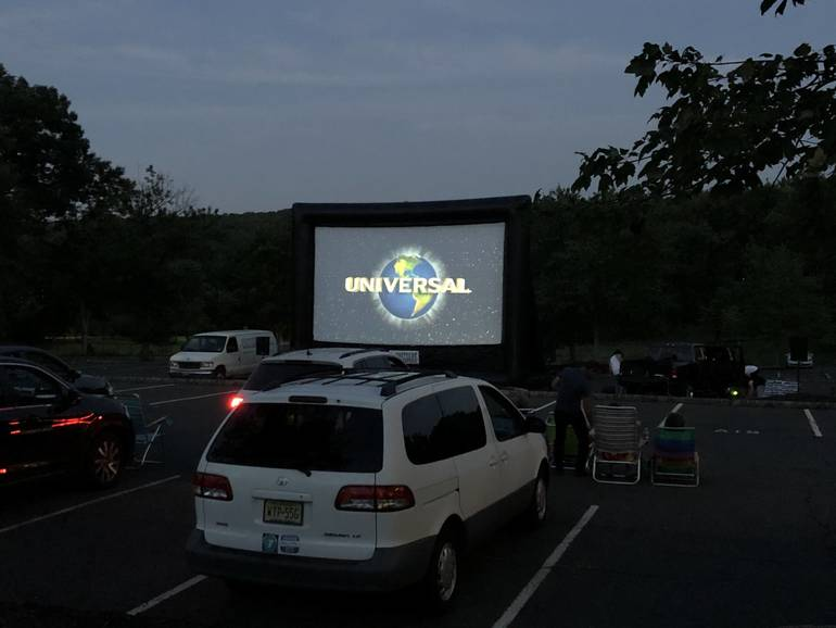 Drive- In 8/5