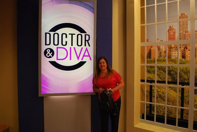 "New Morning Talk Show ""Doctor & Diva"" Being Filmed in Fairfield"