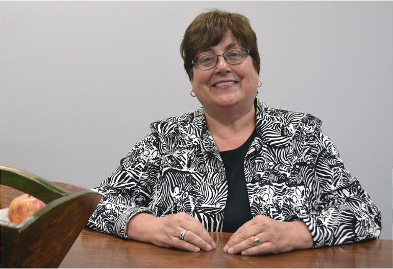 Dr. Joan Mast, superintendent of the Scotch Plains-Fanwood SPFK12 School District.