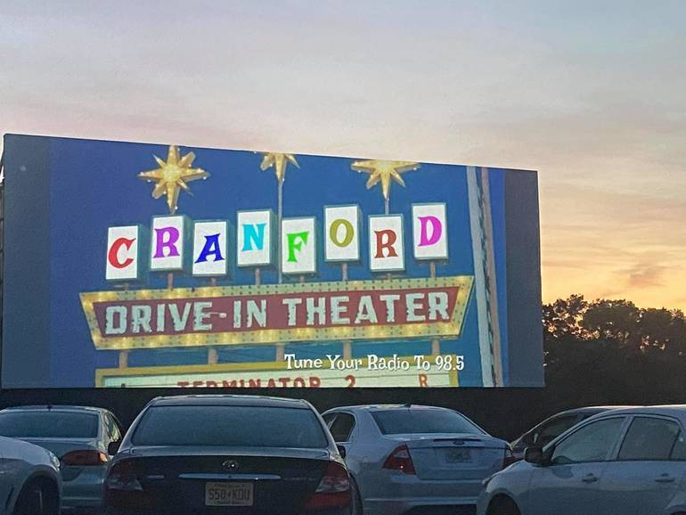 Cranford Drive-In Movie Theater Likely to Return this April